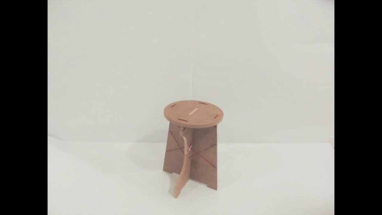 Tabourets Laval Design By Pauline Laval Expression Tabouret Low Tech
