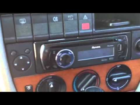 1992 Audi 100 Test Drive Starting Up and Driving video guide