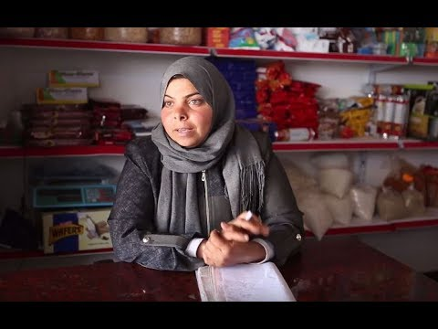 Helping Gaza's women to get businesses up and running