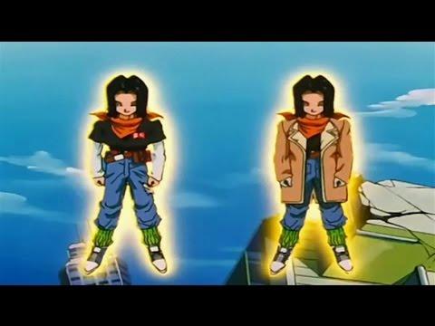 Dragon Ball GT - La fusión de los Androides No.17
