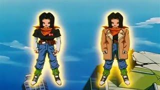 Dragon Ball GT - La fusion de los Androides No.17