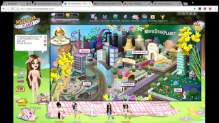 MSP,Roblox And Animal Jam And More Games-A Senpai