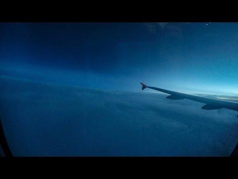 Airplane Travel - Rio de Janeiro to Porto Alegre - Brazil