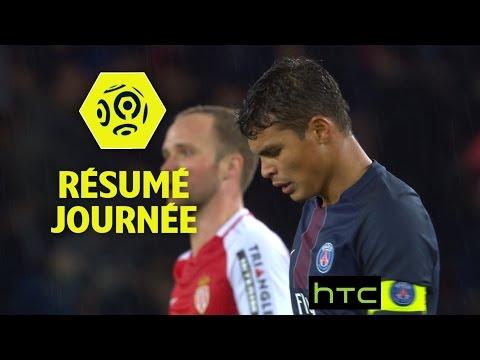 Résumé de la 22ème journée - Ligue 1 / 2016-17