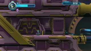 Mighty No. 9 - Power Plant [3rd level] Quick Play (Beta)