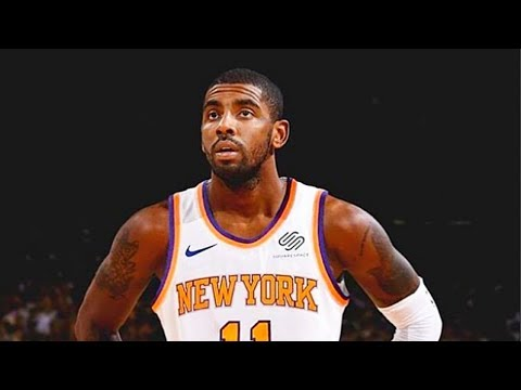Kyrie Irving Joins The Knicks