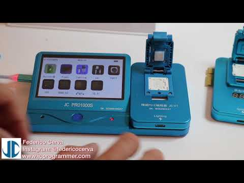 The best PCIE Nand programmer review for 6s-7-ipad pro!