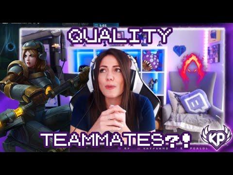 Quality Teammates?!