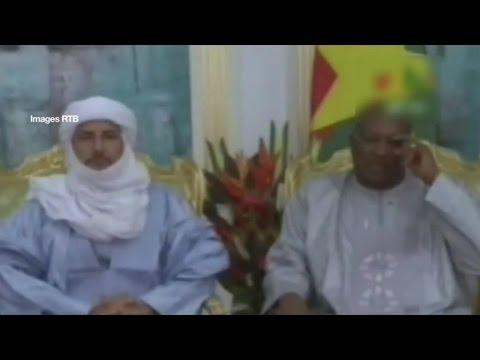 Burkina faso, Les principaux responsables du MNLA à Ouagadougou