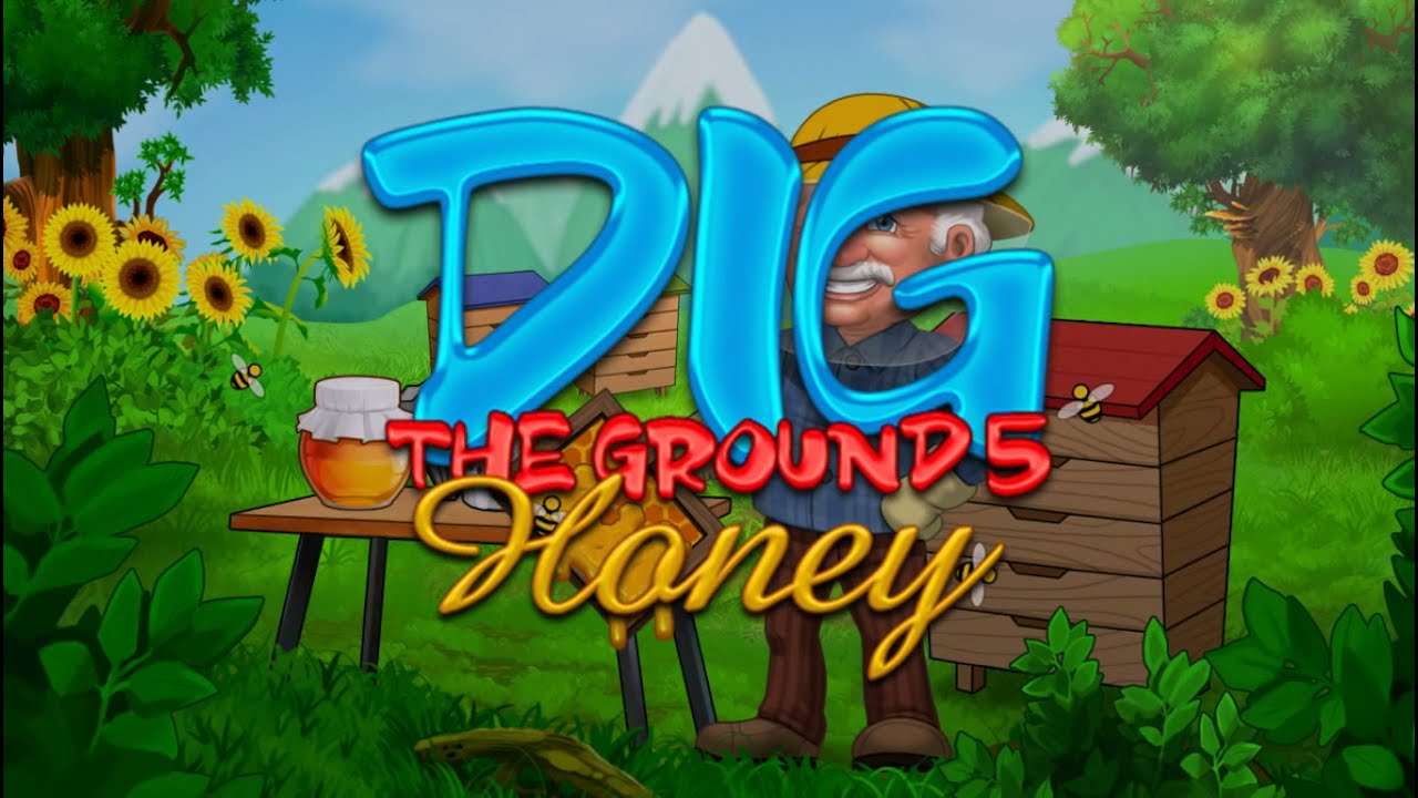 Dig the Ground 5