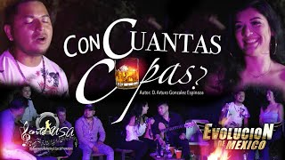 """Con Cuantas Copas""  (Video Oficial)"