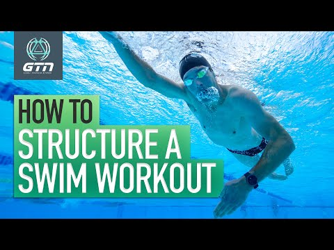 How To Plan A Swim Workout | Structure Your Next Swimming Session