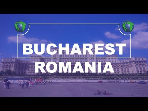 Bucharest [Romania] - Bike Travel