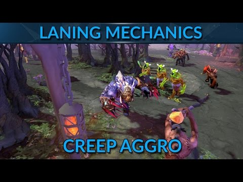 The Reason Why YOU LOSE Your Lane | Creep Lane Aggro Dota 2 Guide | Game-Leap.com
