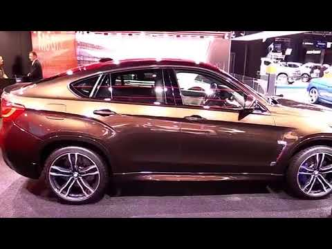 2019 Bmw X6m Fullsys Features New Design Exterior Interior