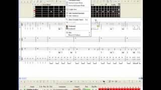 Guitar Pro - How to Practice Guitar Using Guitar Pro Software (www.GuitarTeacher.com)