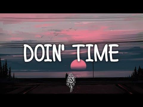Lana Del Rey - Doin' Time (Lyrics)