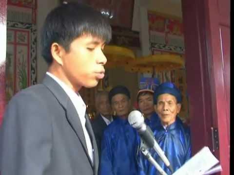 Khánh thành nhà thờ họ BÙI - Đức Ninh Đông - Đồng Hới - Quảng Bình (Part 5)