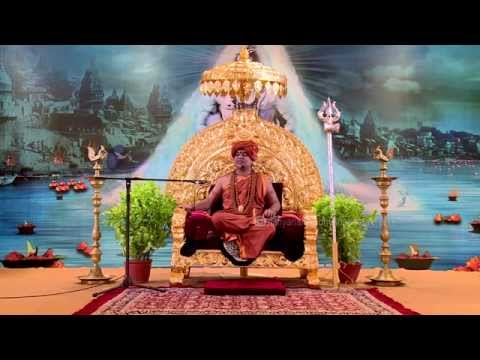 Don't Allow Free Fall From Your Authentic Identity by Swami Nithyananda