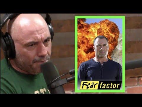 Joe Rogan on the Craziest Fear Factor Stunts
