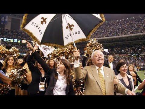 New Orleans Saints: From John Mecom Jr To Tom Benson