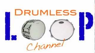 drumless loop: slow r