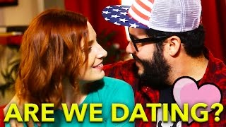 One of BREEessrig's most viewed videos: Are We Dating?