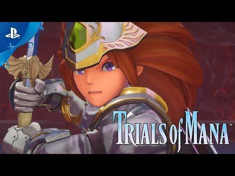 Trials of Mana-remaken ute nu! Spelbart på PC, PS4 och Nintendo Switch