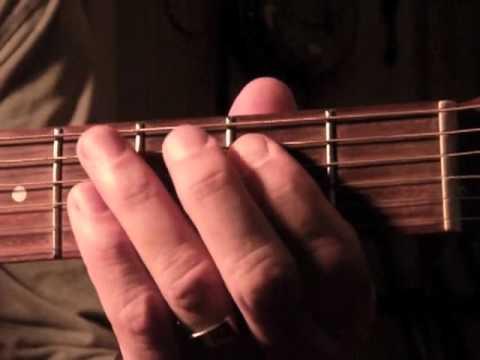 Blues Shuffle - E5 Chord