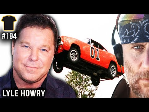 LEGENDARY Hollywood Producer   Lyle Howry   Dukes Of Hazzard   Bought The T-Shirt Podcast
