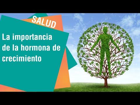 'La hormona del crecimiento, el elixir de la eterna juventud'