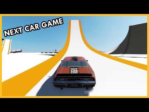 Next Car Game Tech Demo - Messing Around #1