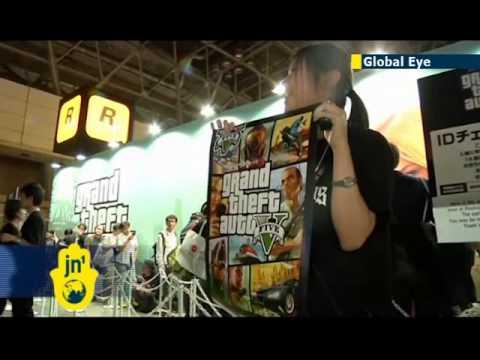 Global Eye: 23rd Tokyo Game Show trade fair in Japan showcases Playstation4
