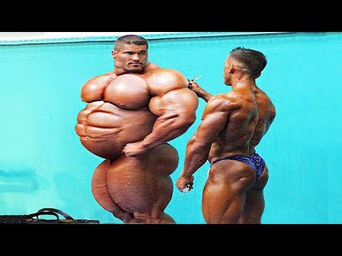 Bodybuilders With The Biggest Bubble Guts In Bodybuilding History | Bodybuilding Motivation 2017