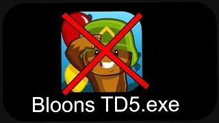 """Bloons Tower Defense 5.exe funktioniert nicht mehr"" ☆ Bloons Tower Defense 5"