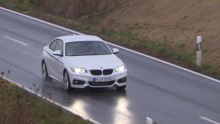 BMW 220i: Vierzylinder-Turbo - Die Tester | auto motor und sport