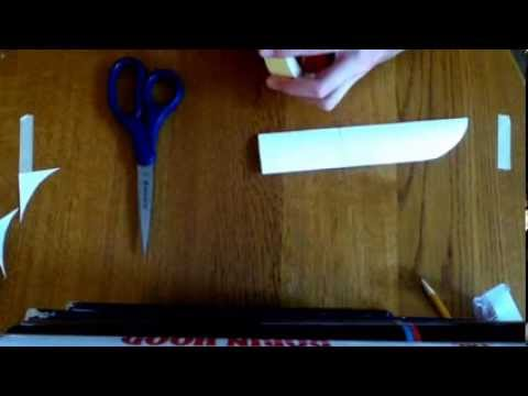 how to make combat knife