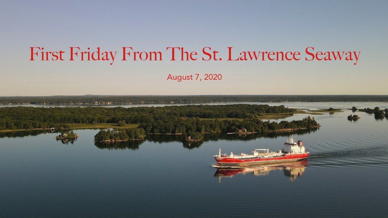 First Friday - Aug 7, 2020