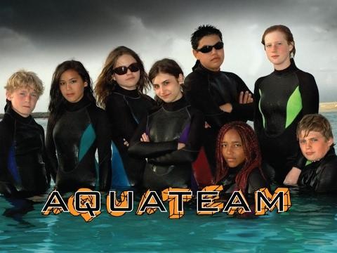 Aquateam - Episode 2 - First Wreck DIve