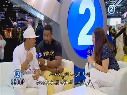 Tony Jaa And Michael Jai White Interview With MBC2