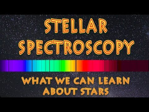 Stellar Spectroscopy - what can we learn about stars