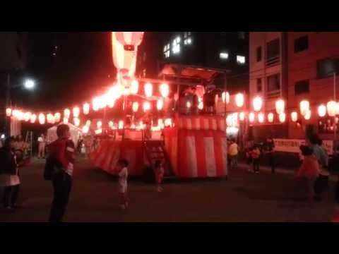 Shinjuku Festival In Tokyo - 花笠音頭 Hanagasa Ondo