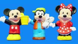米奇妙妙屋的兒童玩具,米老鼠與米妮過家家