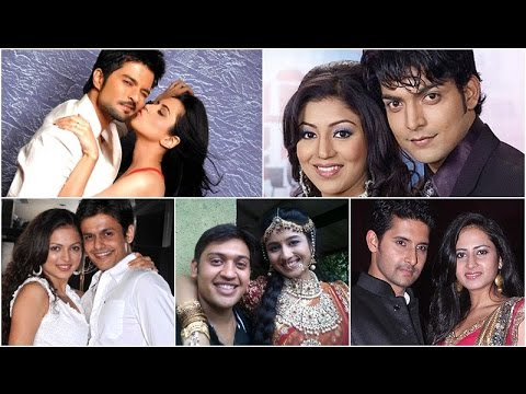 Television Actresses with real life husband