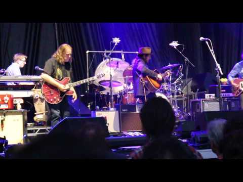 Wilco with Warren Haynes Americanarama Festival of Music Hoboken NJ July 26 2013