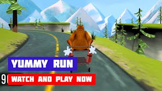 Grizzy and the Lemmings: Yummy Run · Game · Gameplay