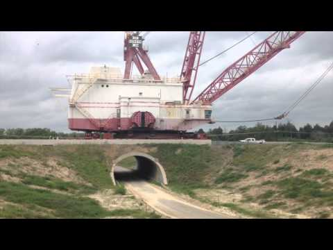 Eye On Luminant: Luminant Completes Industry-Leading Dragline Relocation Project
