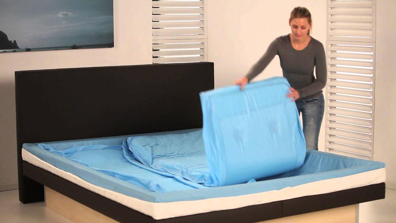 Slaapkamer Kleuren 016 : Vivera watermatras vivera waterbedden