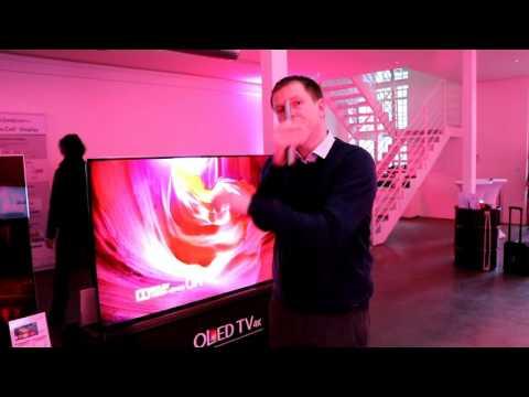 Nové supertenké televízory LG