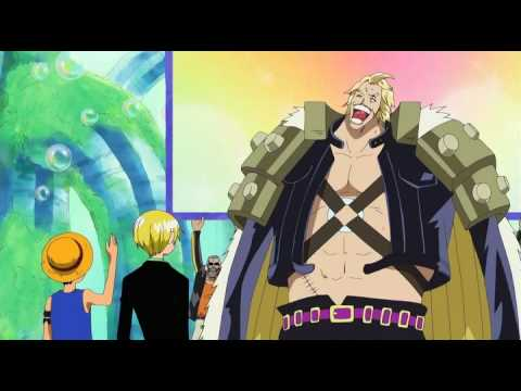 one piece duval german - YouTube